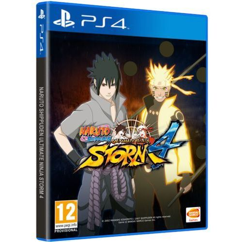 Naruto Shippuden Ultimate Ninja Storm 4 (PS4)