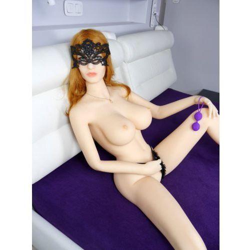 SEX DOLL - Realistyczna Lalka Miłości 165 cm, 37 kg