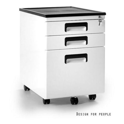 Unique Kontener pod biurko biały 324-w