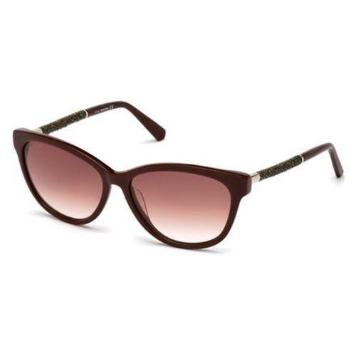 Swarovski Okulary słoneczne sk 0131 69t