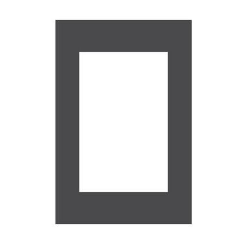 Passe-partout 172 czarne 10 x 15 cm (5905708109015)