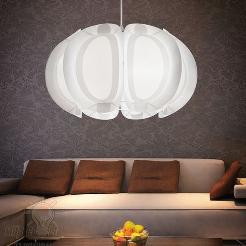 Eglo 93428 - lampa wisząca barcedo 1xe27/60w