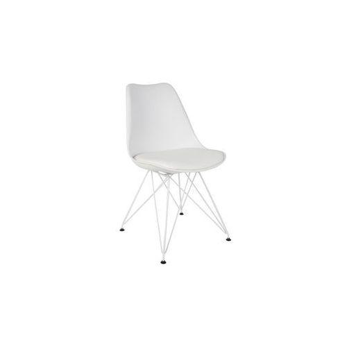 Orange Line Krzesło białe 1100288 1100288, kolor biały
