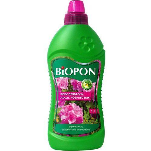 do rododendronów, azalii, różaneczników 1 l marki Biopon