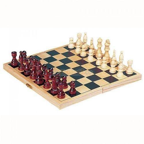 Szachy, klasyczna gra logiczna, Goki HS 040, GOKI-HS 040