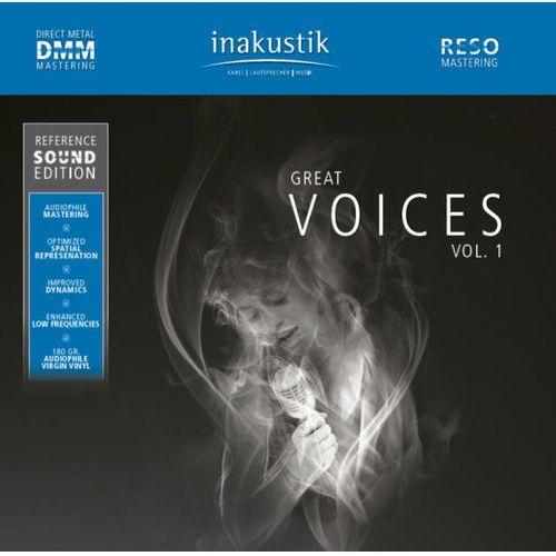 IN-AKUSTIK GREAT VOICES (2 LP) (0707787750110)
