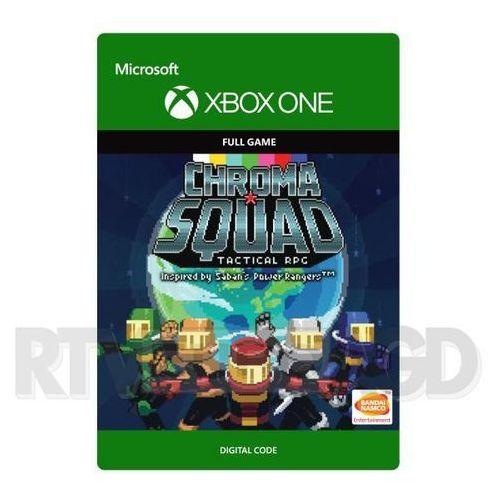 Chroma Squad (Xbox One). Najniższe ceny, najlepsze promocje w sklepach, opinie.