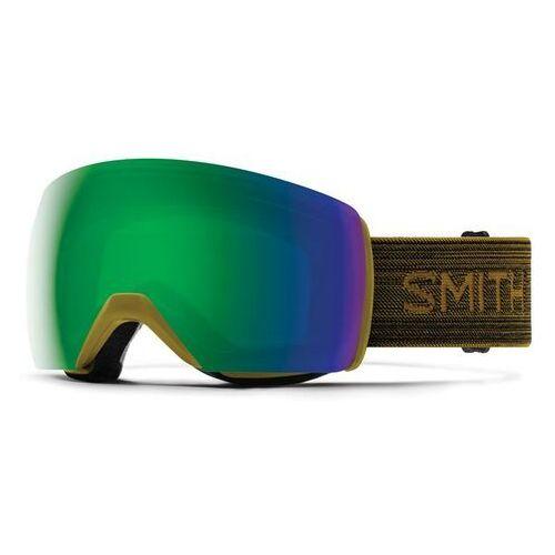 Smith Gogle snowboardowe - skyline xl mystic green (99mk) rozmiar: os