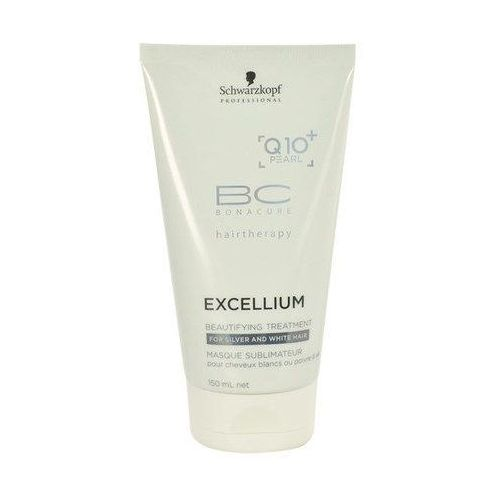 Schwarzkopf Professional BC Bonacure Excellium Beautifying kosmetyki do siwych i blond włosów (Exclusive Age-Defying Formula Combining Q10+ Black Pear (4045787322644)