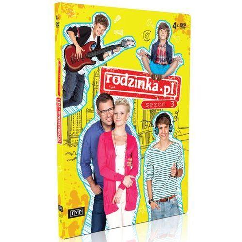 Rodzinka.pl Sezon 3 (4DVD), 60544802073DV (271835)