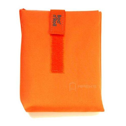 Boc'n'Roll chusta do zawijania jedzenia / lunchbox - pomarańczowy