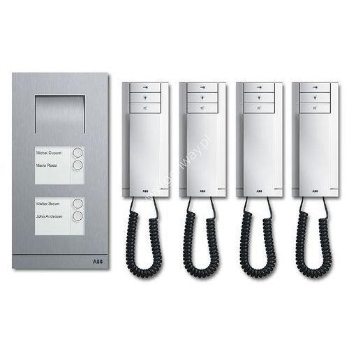 zestaw domofonowy (83102/4-660-500) 83102/4-660-500 - autoryzowany partner abb, automatyczne rabaty. marki Abb