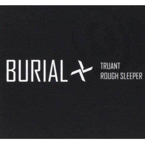 Hyperdub-gbr Burial - truant / rough sleeper (5055300368942)