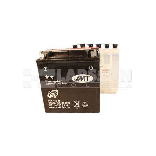 Jm technics Akumulator bezobsługowy jmt ytx16-bs-1 (wph16-b) 1100213 suzuki vs 1400