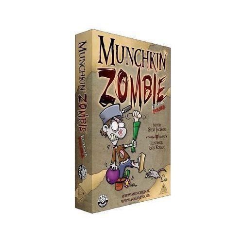OKAZJA - Munchkin zombie marki Black monk