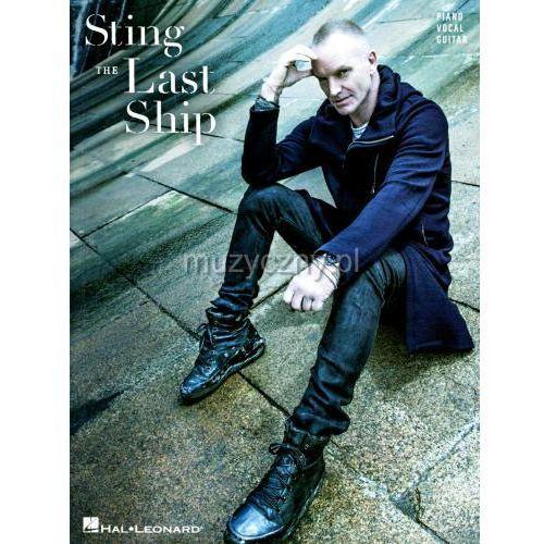 PWM Sting - The Last Ship (utwory na fortepian, wokal i gitarę)