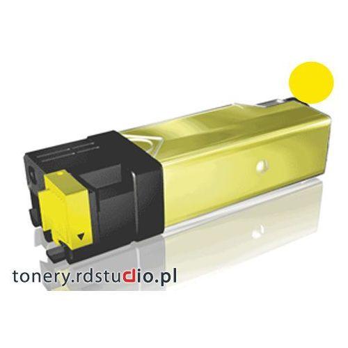 Toner do Xerox Phaser 6130 - Zamiennik Xerox 106R01284 Yellow / Żółty