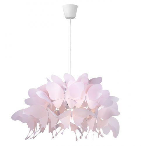 Lampa wisząca farfalla - różowy i jego odcienie, lp-md088-3439a/1p różowy marki Light prestige