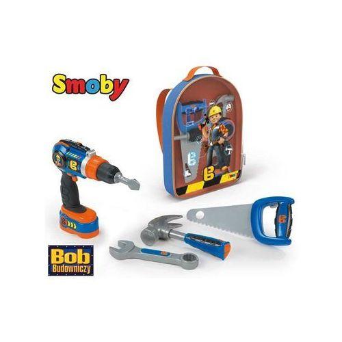 Smoby Plecak z narzędziami bob budowniczy