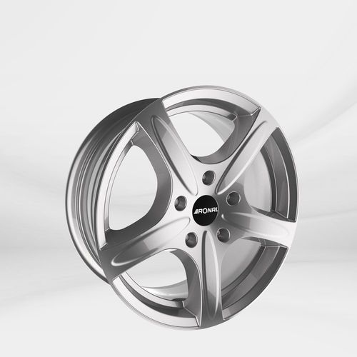 """Felgi Aluminiowe 15"""" RONAL 5X98 R42 - SREBRNY"""