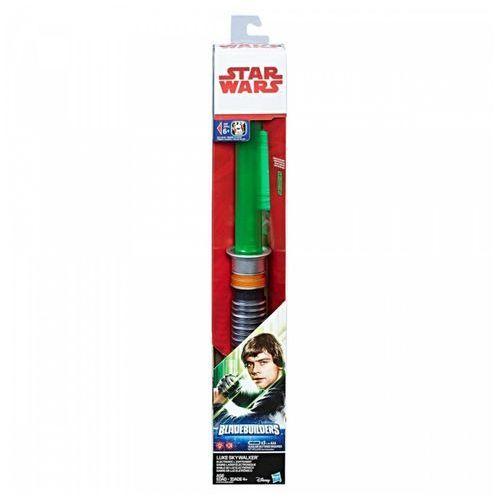 Star wars, e8 miecz świetlny luke marki Hasbro