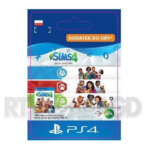The Sims 4 - Pakiet Dodatków DLC [kod aktywacyjny] PS4, SCEE-XX-S0040638