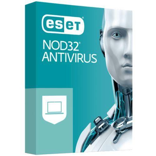 nod32 antivirus 1u serial - nowa 24m marki Eset