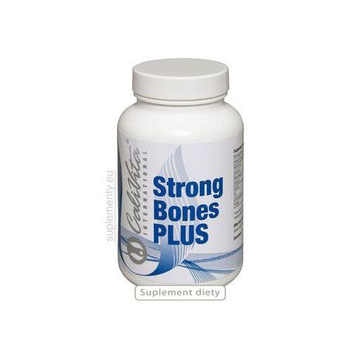 Strong Bones Plus (wapń + magnez + D3)