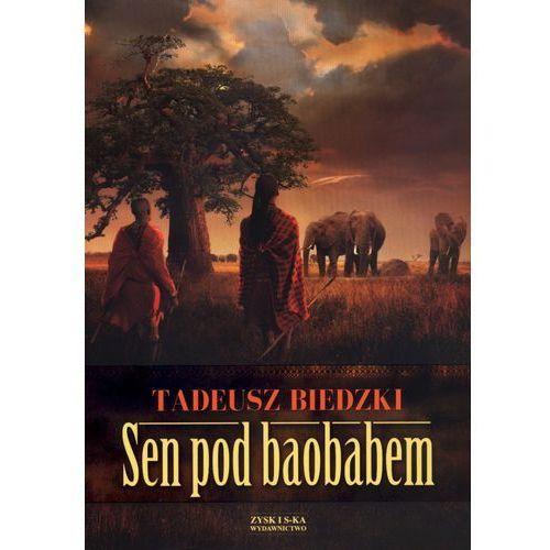 Sen Pod Baobabem, oprawa miękka