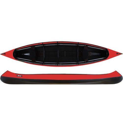 Triton advanced Canoe Kajak czerwony/czarny 2018 Kajaki i canoe