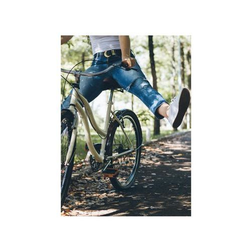 Consalnet Obraz na pilśni na rowerze 70 x 100 cm