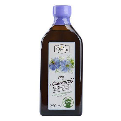 Olej z czarnuszki 250ml marki Ol`vita