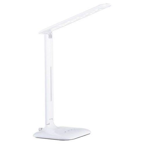 Eglo Lampa oprawa stołowa caupo 1x2,9w led biała 93965 (9002759939656)
