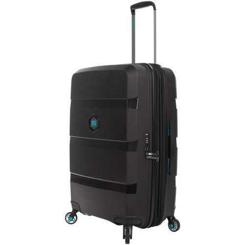 BG Berlin ZIP2 walizka średnia poszerzana 69,5 cm / Rock-Star Black - Rock-Star Black