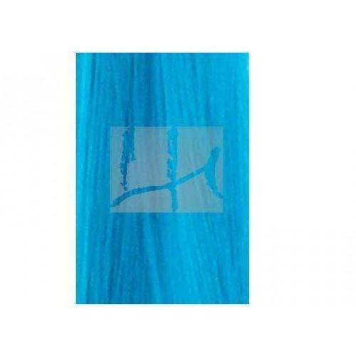 Włosy na zgrzewy syntetyczne - kolor: #light blue- 20 pasm marki Longhair