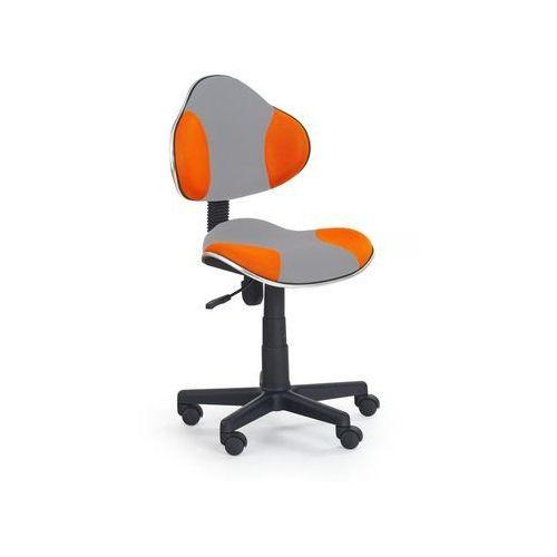 Halmar Krzesło na kółkach dla dziecie i młodzieży flash pomarańczowe / gwarancja 24m / najtańsza wysyłka!