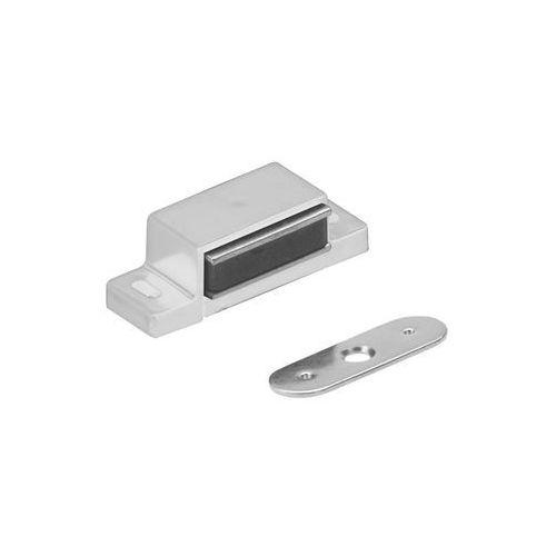 Zatrzask magnetyczny 14 x 15 x 45 mm / meblowy magnetyczny szer. 15 x dł. 46 x wys. 13,5 mm marki Hettich