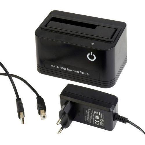 Stacja/replikator Gembird STACJA DOKUJĄCA HDD GEMBIRD HD32-U2S SATA 2.5+3.5HDD USB2.0 + ZASILACZ - HD32-U2S-4 Darmowy odbiór w 21 miastach! (8716309095365)