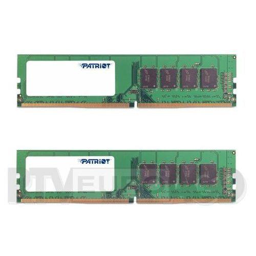signature line ddr4 16gb (2x8gb) 2400mhz cl15 - produkt w magazynie - szybka wysyłka! marki Patriot
