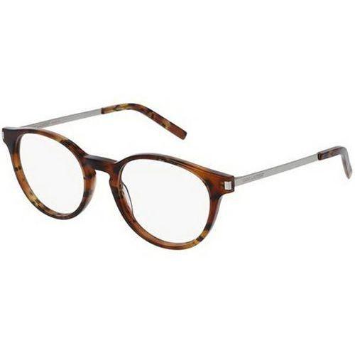Okulary korekcyjne sl 25 005 marki Saint laurent