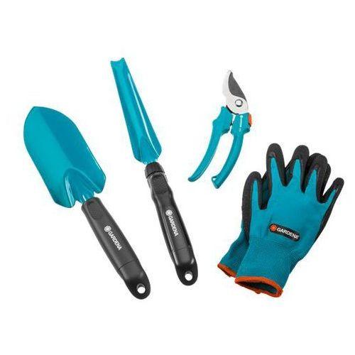 Gardena Zestaw narzędzia ogrodnicze (4078500023368)