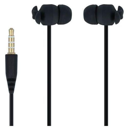 Słuchawki dokanałowe FOREVER CM-370 Czarny