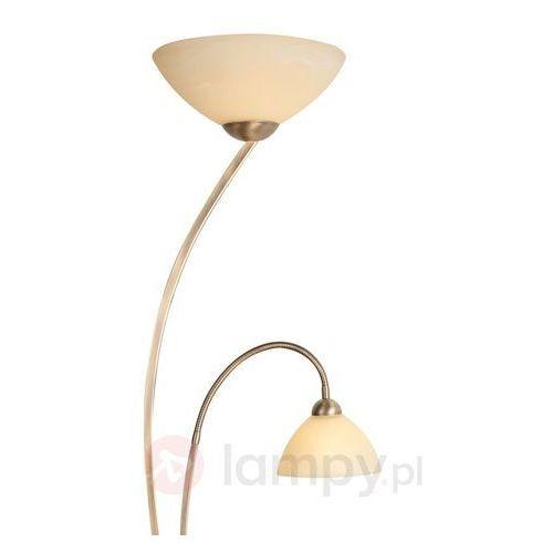 Steinhauer capri lampa stojąca brązowy, 2-punktowe - nowoczesny - obszar wewnętrzny - capri - czas dostawy: od 2-3 tygodni