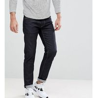 Replay Grover Straight Jeans Rinse Wash - Navy, kolor szary