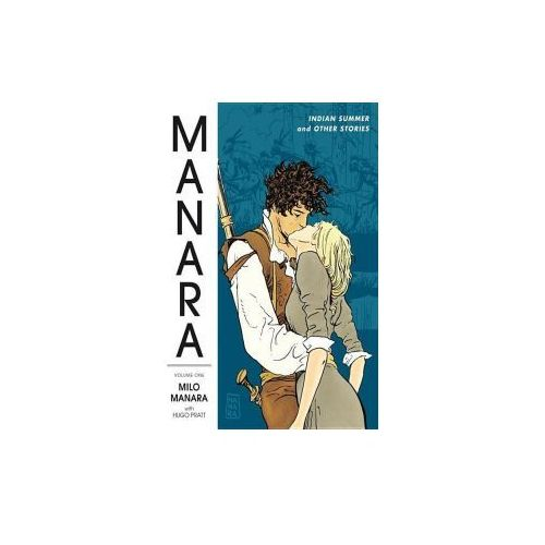 Manara Library Volume 1: Indian Summer and Other Stories (9781506702629)