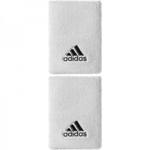 Frotki tenisowe na nadgarstki adidas Tennis Wristband Large S91922 (4055014751901)