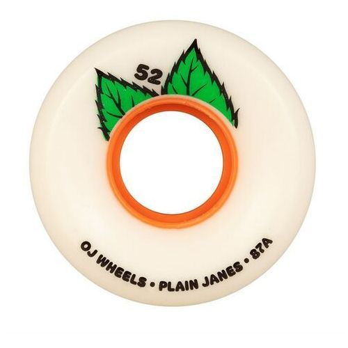 Oj Kółka - 52mm plain jane keyframe 87a (112818)