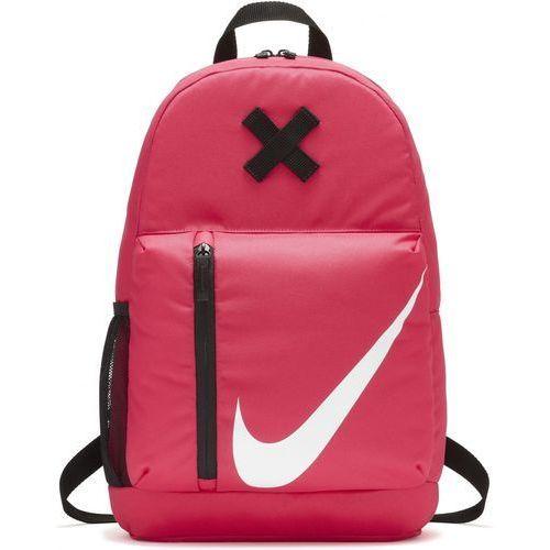 plecak elemental backpack rush pink black white marki Nike
