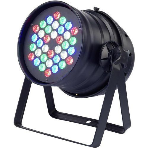 Renkforce Reflektor sceniczny led par  gm108, 108 w, 2.8 kg, multikolor