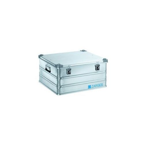 Zarges Aluminiowa skrzynka transportowa,poj. 150 l, dł. x szer. x wys. wewn. 690 x 640 x 340 mm